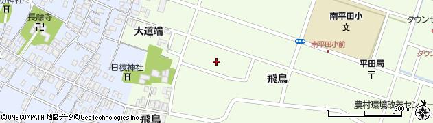 山形県酒田市飛鳥大道端182-5周辺の地図