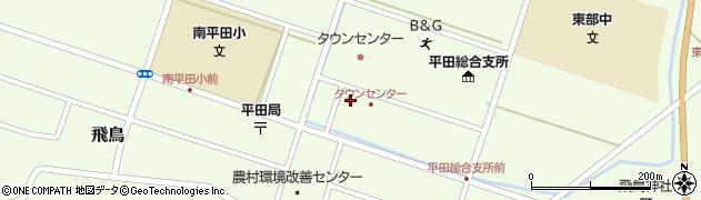 山形県酒田市飛鳥契約場45周辺の地図