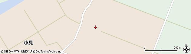 山形県酒田市小見早房72周辺の地図
