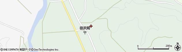 山形県酒田市田沢長根185周辺の地図