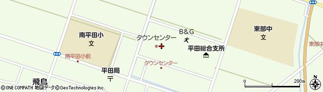 山形県酒田市飛鳥契約場35周辺の地図