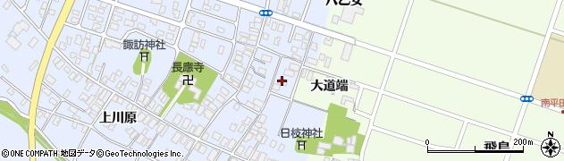 山形県酒田市砂越楯之内32周辺の地図