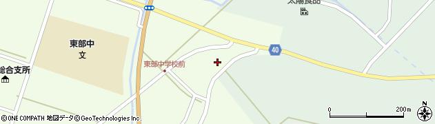 山形県酒田市飛鳥大林135周辺の地図