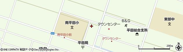 山形県酒田市飛鳥腰巻85周辺の地図