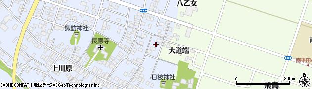 山形県酒田市砂越楯之内54周辺の地図