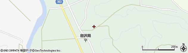 山形県酒田市田沢長根213周辺の地図