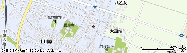 山形県酒田市砂越楯之内95周辺の地図