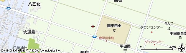 山形県酒田市飛鳥矢舞台61周辺の地図