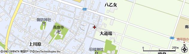 山形県酒田市砂越楯之内37周辺の地図