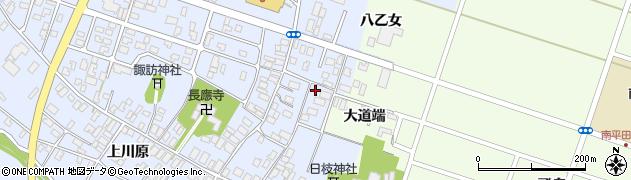 山形県酒田市砂越楯之内38周辺の地図