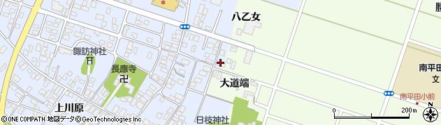 山形県酒田市砂越楯之内3周辺の地図