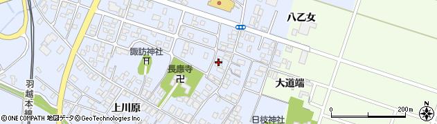 山形県酒田市砂越楯之内140周辺の地図