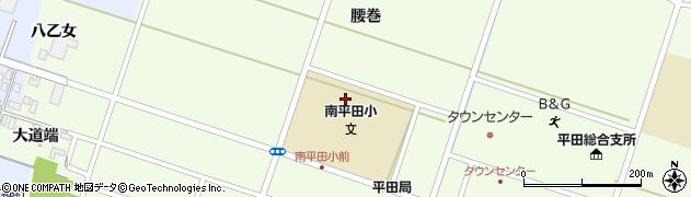 山形県酒田市飛鳥腰巻99周辺の地図