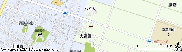 山形県酒田市飛鳥大道端239周辺の地図