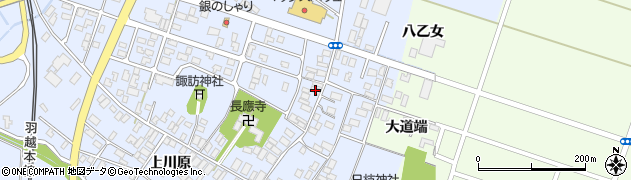 山形県酒田市砂越楯之内144周辺の地図