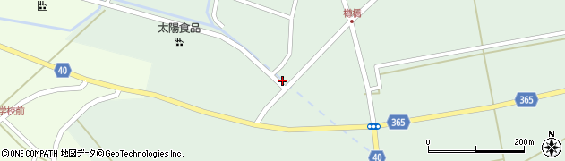 山形県酒田市楢橋荒町74周辺の地図