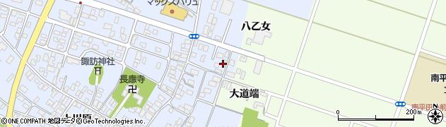 山形県酒田市砂越楯之内13周辺の地図