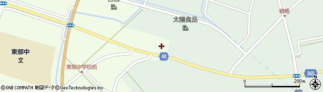 山形県酒田市飛鳥大林19周辺の地図