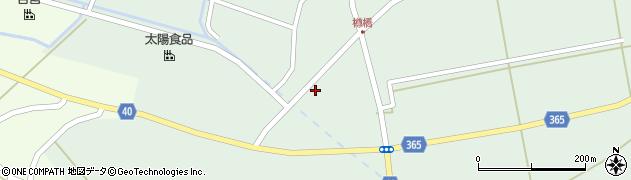 山形県酒田市楢橋荒町80周辺の地図