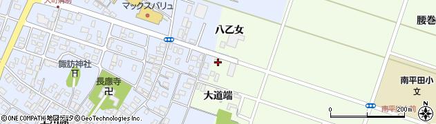 山形県酒田市飛鳥大道端240周辺の地図