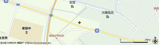 山形県酒田市飛鳥大林106周辺の地図