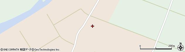 山形県酒田市小見茱萸木田周辺の地図