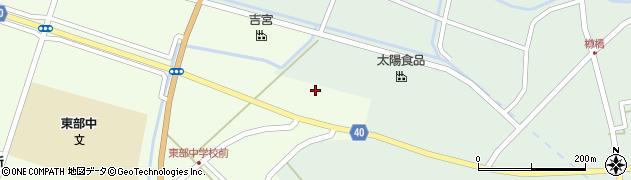 山形県酒田市飛鳥大林45周辺の地図