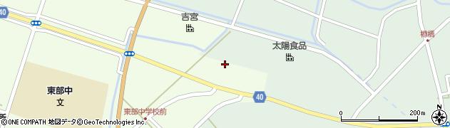 山形県酒田市飛鳥大林526周辺の地図