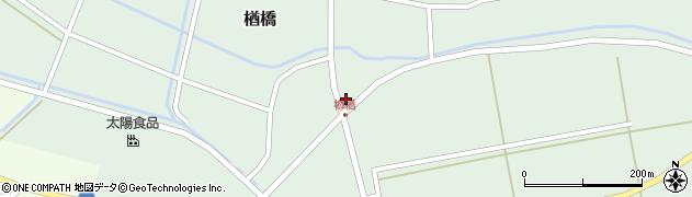 山形県酒田市楢橋荒町29周辺の地図
