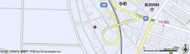 山形県酒田市砂越上川原441周辺の地図