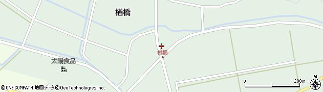 山形県酒田市楢橋荒町28周辺の地図