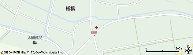 山形県酒田市楢橋荒町6周辺の地図