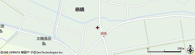 山形県酒田市楢橋荒町周辺の地図