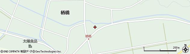 山形県酒田市楢橋荒町9周辺の地図