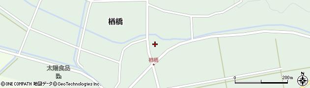 山形県酒田市楢橋荒町15周辺の地図