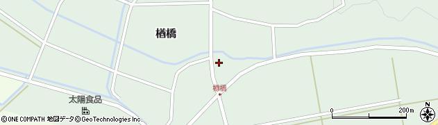 山形県酒田市楢橋荒町17周辺の地図