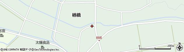 山形県酒田市楢橋荒町20周辺の地図