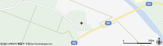 山形県酒田市上北目谷地田7周辺の地図