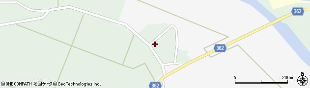 山形県酒田市上北目谷地田19周辺の地図