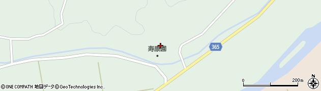 山形県酒田市楢橋大柳3周辺の地図