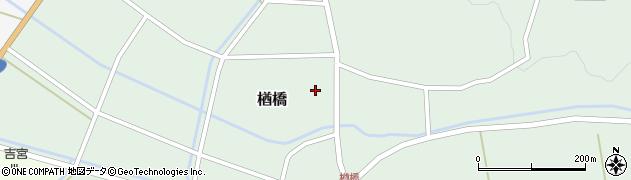 山形県酒田市楢橋大柳128周辺の地図