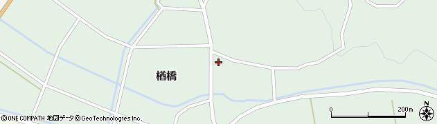 山形県酒田市楢橋大柳周辺の地図