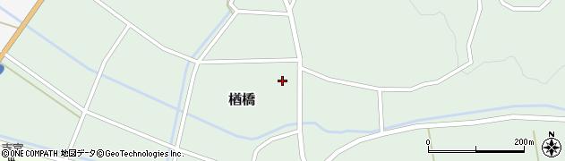 山形県酒田市楢橋大柳81周辺の地図