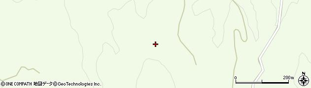山形県酒田市中野俣(引之沢)周辺の地図