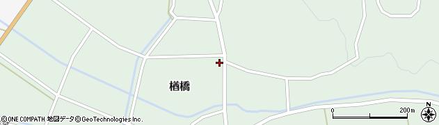 山形県酒田市楢橋大柳124周辺の地図