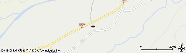 山形県最上郡金山町有屋931周辺の地図