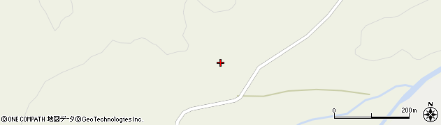 山形県最上郡金山町金山1043周辺の地図