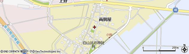 山形県酒田市小牧100周辺の地図