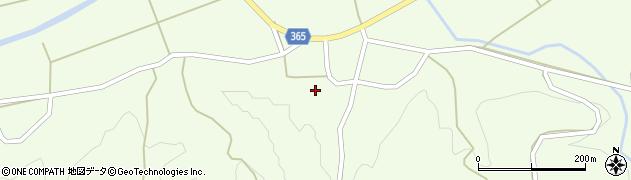山形県酒田市中野俣笹下35周辺の地図