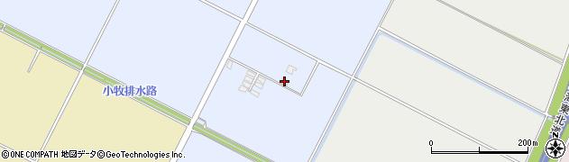 山形県酒田市仁助谷地173周辺の地図